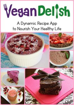 For tons of #healthy, plant-based recipes, download the Vegan Delish cooking app for your iPhone or iPad!