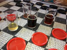Beer checkers at @Three Daughters