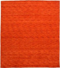 Rust Red Indo Gabbeh Area Rug