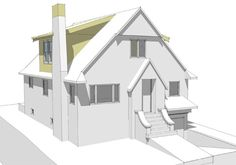 Adding a Shed Dormer to a 1920's Era Bungalow