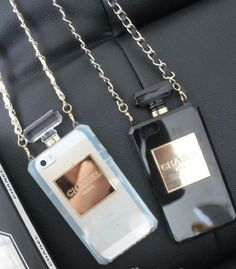 { Chanel iPhone case }
