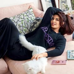 Jacqueline Fernandez for Vogue India 2017 photoshoot