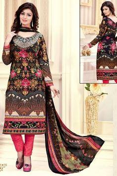 Levisha Haseen NX Cotton Suits (7 pc catalog)