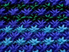 As mentioned, (see blog post Color, Pattern and Texture, dated 6/8/2012) pushing thelimitsof knit and purl stitches keep me awake at night. Waking-up at 5:00 in the morning with an ideaenergiz...