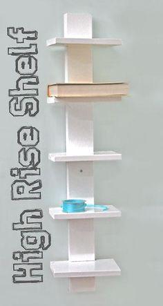 DIY wall shelf: looks just like the one from IKEA!