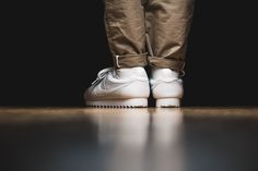 The Nike Classic Cortez Shark Low SP is available at our shop now.  EU 38,5 - 46 | 130,-€