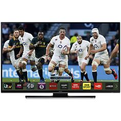 "Buy Samsung UE55HU6900 4K Ultra HD Smart TV, 55"" with Freeview HD and Freesat HD Online at johnlewis.com"