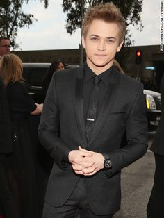 Hunter Hayes... I'm seeing him in less than a week! Can't wait!  :)