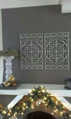 sabke deurmat - Google zoeken Small Garden Inspiration, Living Room Inspiration, Interior Inspiration, Tv Decor, Wall Decor, House Inside, Living Styles, Moroccan Decor, Outdoor Walls