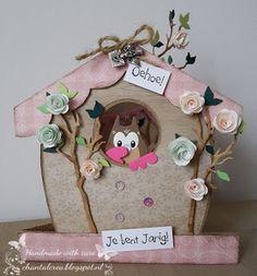 Chantals Crea Blog: Happy B-day Hetty!