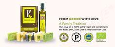 Kasandrinos International--great olive oil, quality and fresh