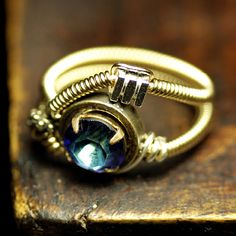 Made by Daniel Proulx A.K.A : CatherinetteRings , Steampunk jewelry designer and sculptor