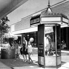 1960's kiosk - Google Search
