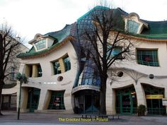 The Crooked House (Poland)