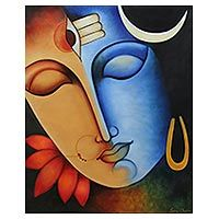 Read about their lives, explore their fascinating cultures, and select from more than handcrafted works of art. Lord Ganesha Paintings, Lord Shiva Painting, Buddha Painting, Krishna Painting, Mural Painting, Love Painting, Shiva Art, Krishna Art, Shiva Shakti