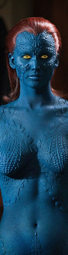 Jennifer Lawerance as Mystique