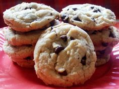 Betty Crocker Chocolate Chip Cookies (1971 Men's Favorites #22)