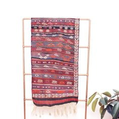 These gorgeous turkish kilim carpets, all vintage and one-of-a-kind, bring a great global flavour to any living space. Kilim Runner, Printing Process, Hand Carved, Bohemian Rug, Carpet, Carving, Textiles, Purple, Prints