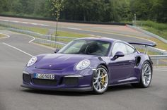 Porsche 911 GT3 RS..