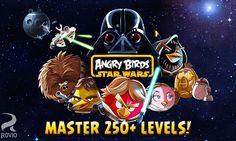 Angry Birds Star Wars: miniatura de captura de pantalla