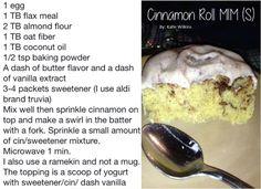 Cinnamon Roll MIM (S)
