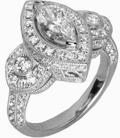 Where there is love, there is life!   Call 713-784-RING (7464) for your appointment today!   www.houstondiamondoutlet.com   #antique #engagementring