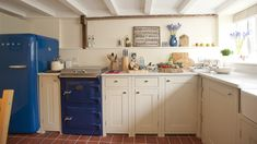 Suffolk kitchen designed and installed by us.
