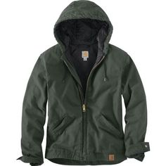 Carhartt Washed Duck Jacket - this also looks like a good work, field jacket.