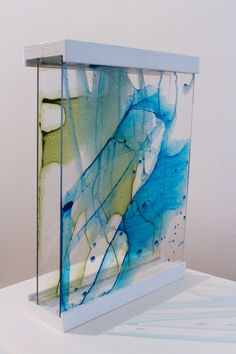 Painted Plexiglass Art | The one below is included in the upcoming 2013 Members' Juried Group ...