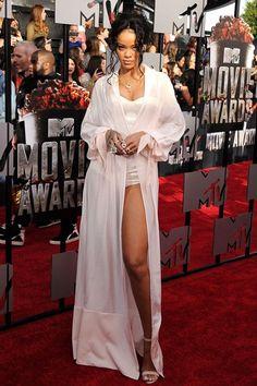 MTV Movie Awards - Rihanna