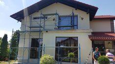 Proiect Casa Rezidentiala Arges – Profile Decorative Profile, Exterior, House Design, Windows, Outdoor Decor, Home Decor, Houses, Facades, Modern