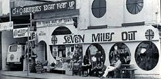 Seven Miles Out, Stockport 1960s