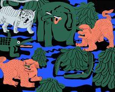 Jungle Nights - Elliot Freeman