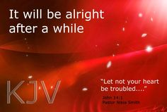 Let Not Your Heart Be Troubled John 14:1