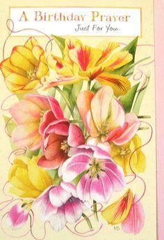 Marjolein Bastin Pink Yellow Tulip Flowers