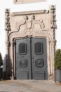 Palacio dos Távoras - Viana do Castelo, Portugal.... Crystal Hill :-)