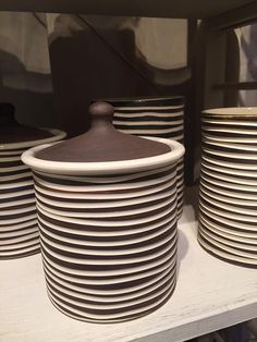 Dotti Potts Pottery Studio   AFRICA MODERN COLLECTION