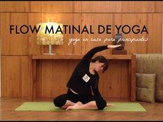 yoga en casa - flow matinal - YouTube