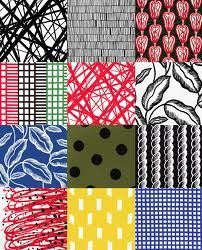 Day six: Tiogruppen – 10 Group Textiles, Textile Patterns, Textile Prints, Textile Design, Textile Art, Floral Patterns, Swedish Design, Scandinavian Design, Retro Pattern