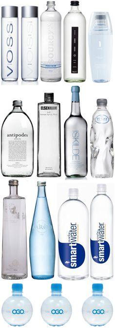 ahhh!!! quiero todas!! Water 2 (various) — Various Designers