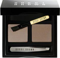 Pin for Later: Everything You Need For the Perfect Eyebrows Bobbi Brown Light Brow Kit Bobbi Brown Light Brow Kit (£31)