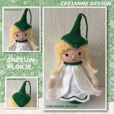 Sven in pyjama Crochet Hats, Easter, Christmas Ornaments, Holiday Decor, Spring, Design, Autumn, Summer, Fashion