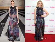 Natalie Dormer In Matthew Williamson – Glamour Women Of The Year Awards