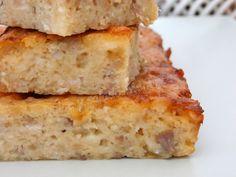Greixera de porc i formatge