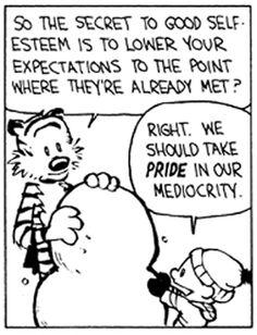 Hobbes Deep - mediocrity