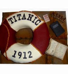 Titantic Life Ring