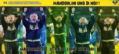 Andrea Mandorlini, Hellas Verona www.hellasveronastyle.eu