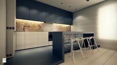Koncepcja mieszkania w Stargardzie - zdjęcie od Oporski Architektura
