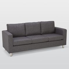 Sam Fabric 3 Seater Sofa Next Day Delivery Sam Fabric 3