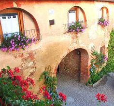Glorious Marche and the city of Ascoli Piceno, province of Ascoli Piceno Marche region Italy.